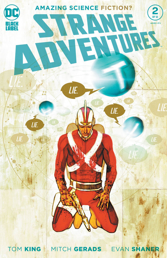 Strange Adventures #2 (of 12) - Comics