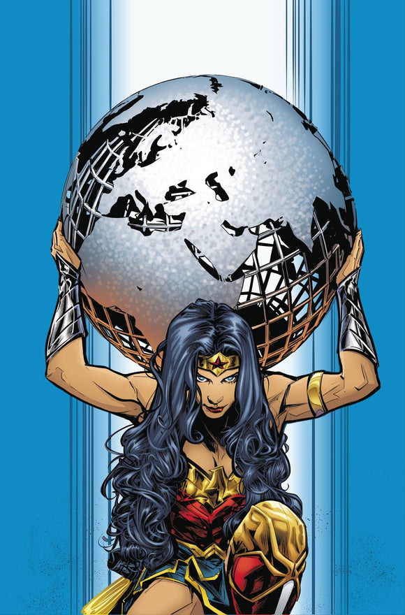 Wonder Woman #750 The Deluxe Edition HC - Books