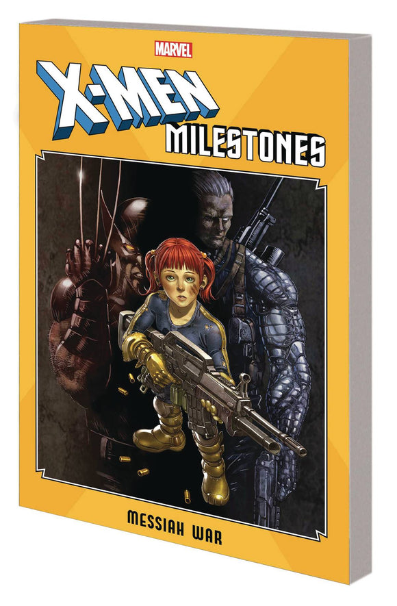 X-Men Milestones TP Messiah War - Books