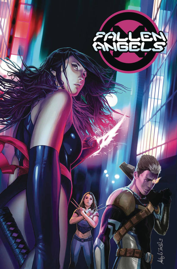 Fallen Angels By Bryan Hill TP Vol 01 - Books