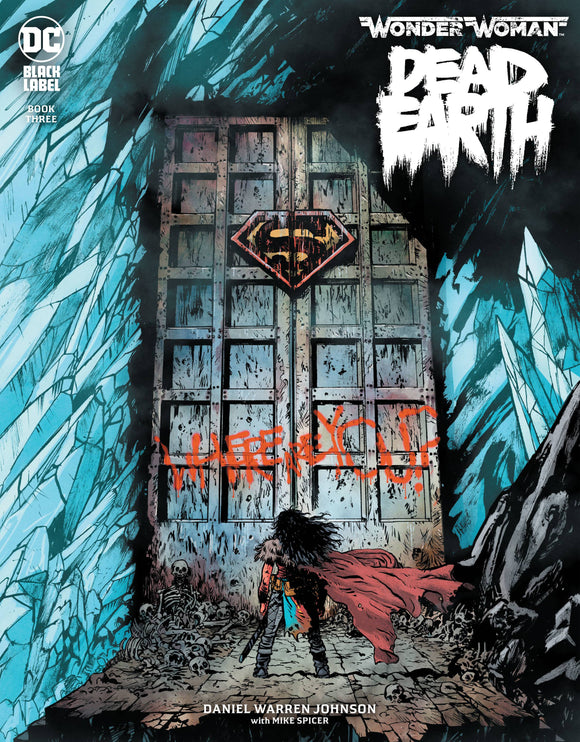 Wonder Woman Dead Earth #3 (of 4) - Comics