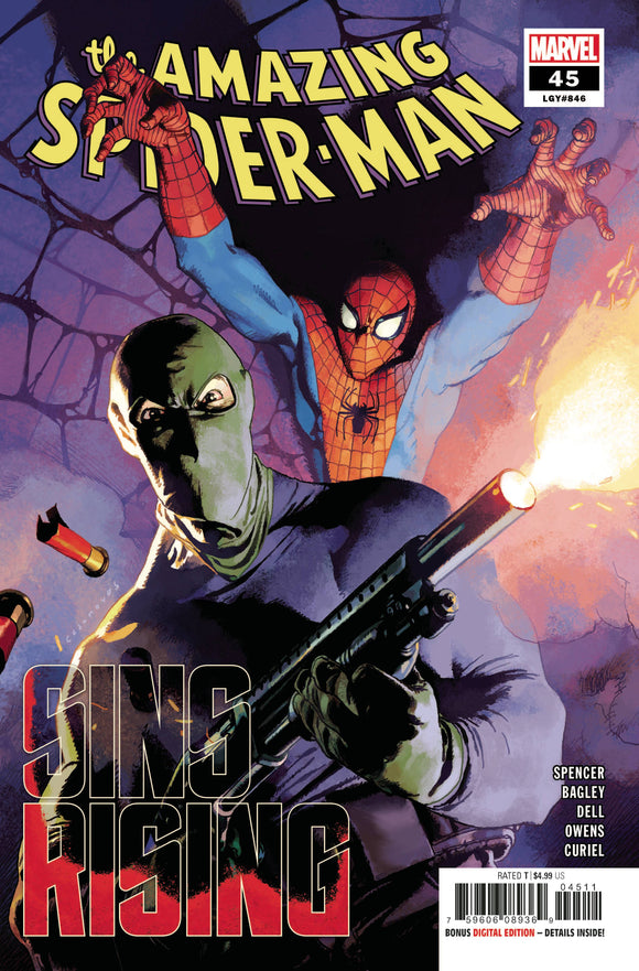 Amazing Spider-Man #45 - Comics