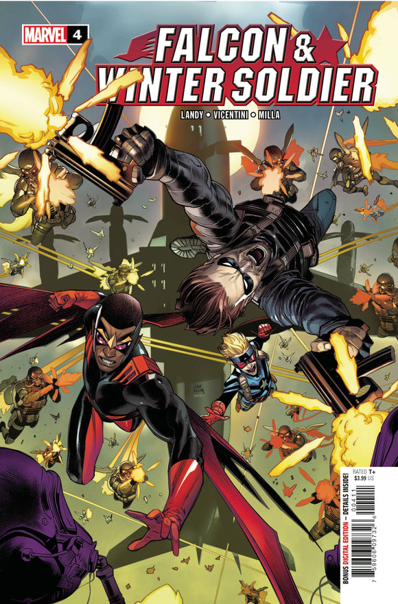 Falcon & Winter Soldier #4 (of 5) - Comics