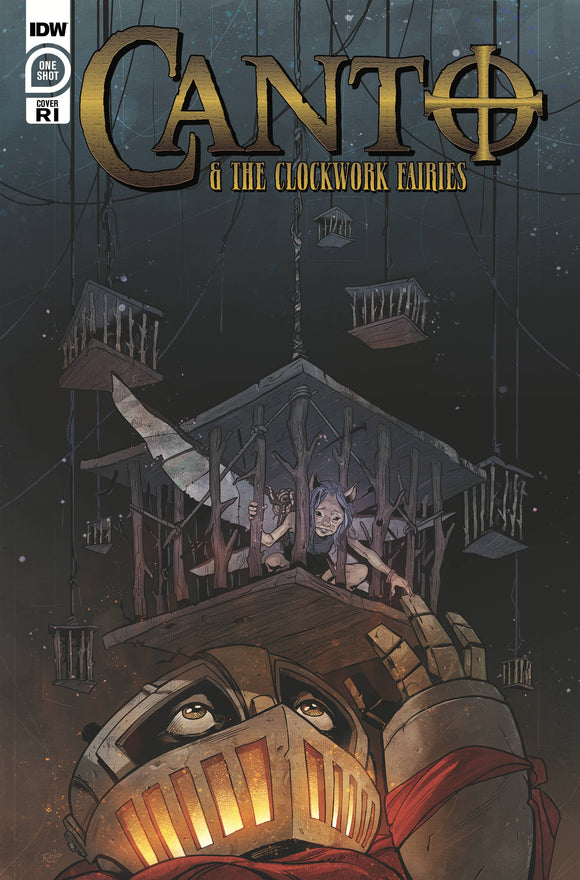 Canto & Clockwork Fairies One Shot 10 Copy Incv Robles - Comics