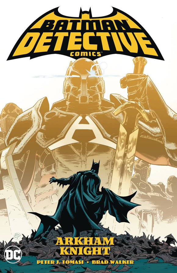 Batman Detective Comics TP Vol 02 Arkham Knight - Books