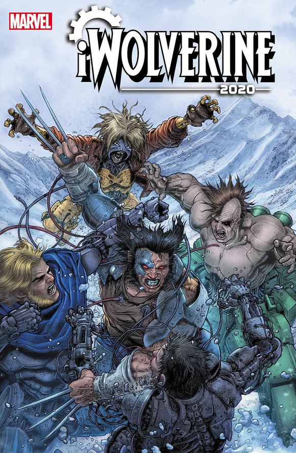 2020 Iwolverine #1 (of 2) - Comics