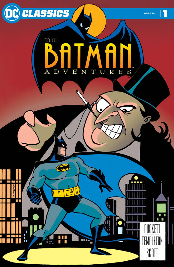 Dc Classics The Batman Adventures #1 - Comics