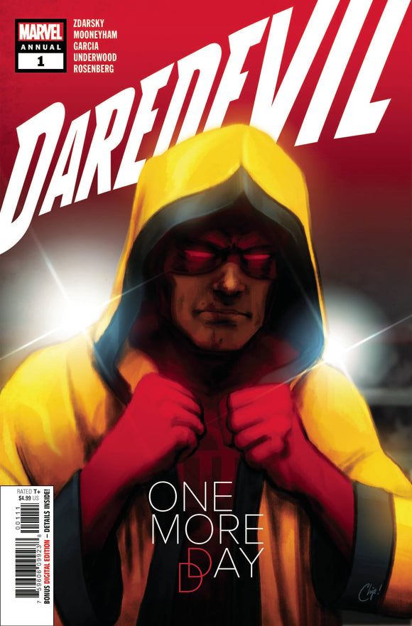 Daredevil Annual #1 - Comics