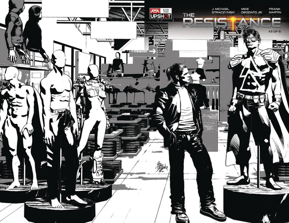 Resistance #3 Cvr B Deodato Jr (of 6) - Comics