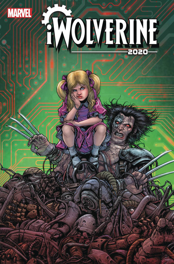 2020 Iwolverine #2 (of 2) - Comics