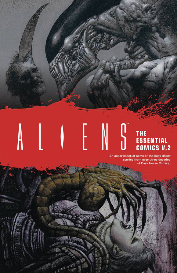 Aliens Essential Comics TP Vol 02 - Books