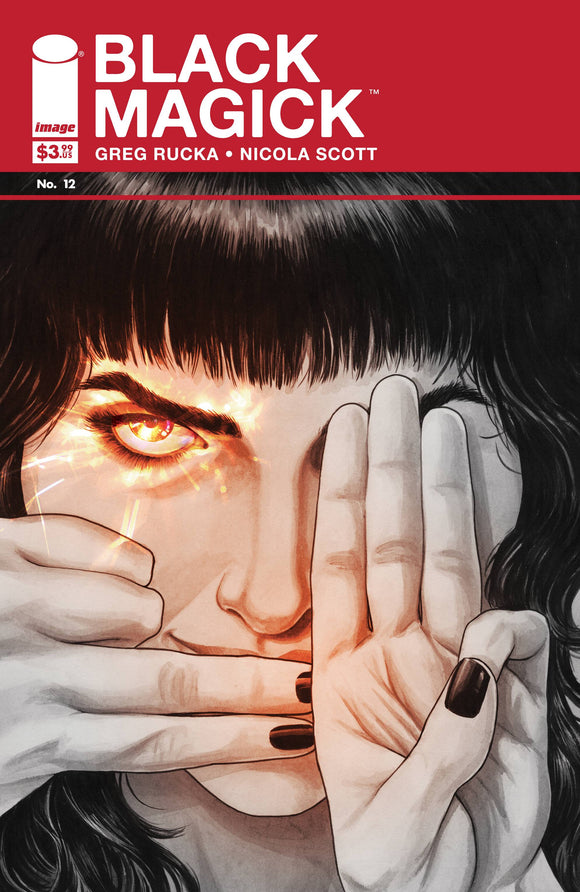 Black Magick #12 - Comics