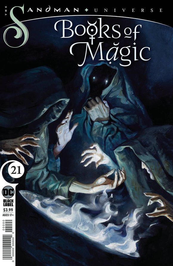 Books of Magic #21 - Comics