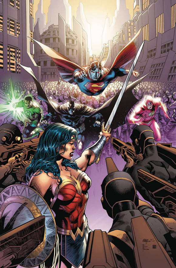 Justice League #49 - Comics
