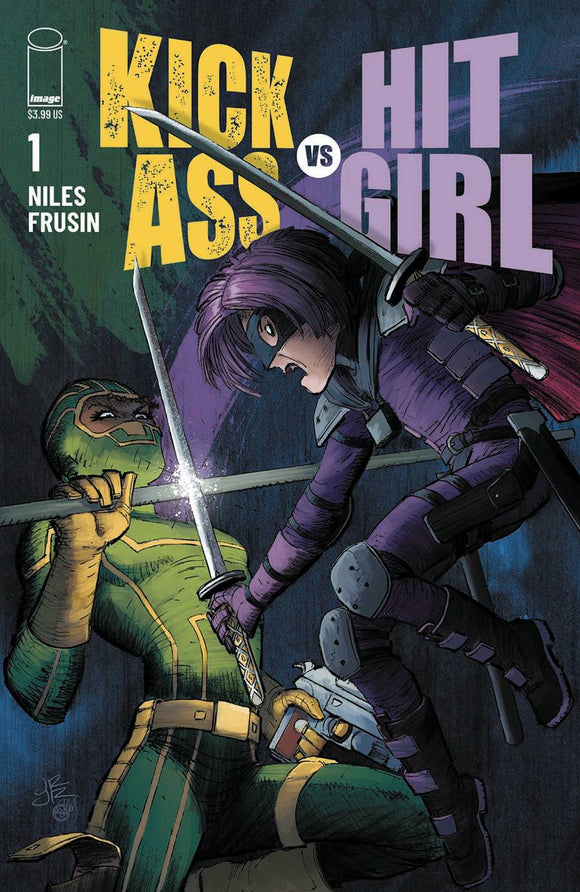 Kick-Ass vs Hit-Girl #1 Cvr A Romita Jr (of 5) - Comics