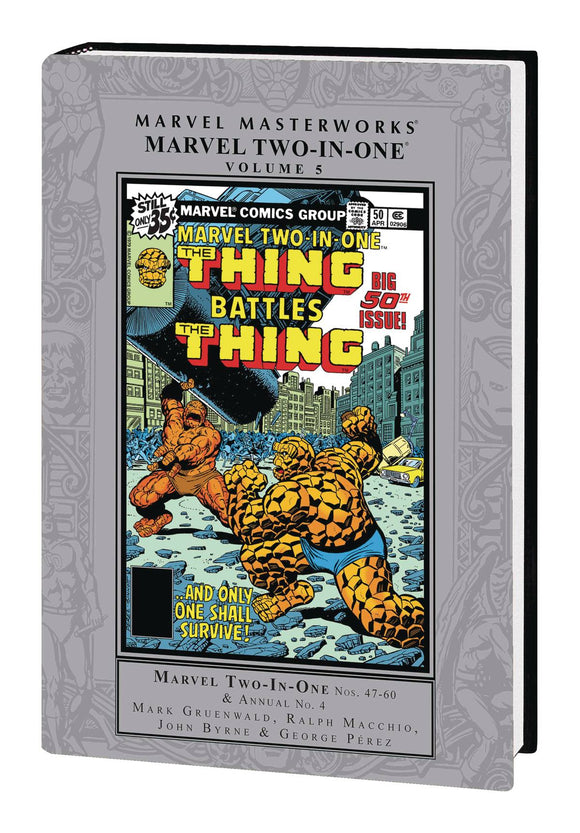 Mmw Marvel Two In One HC Vol 05 - Books