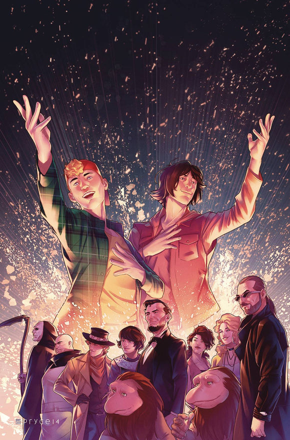 Bill & Ted Omnibus TP - Books