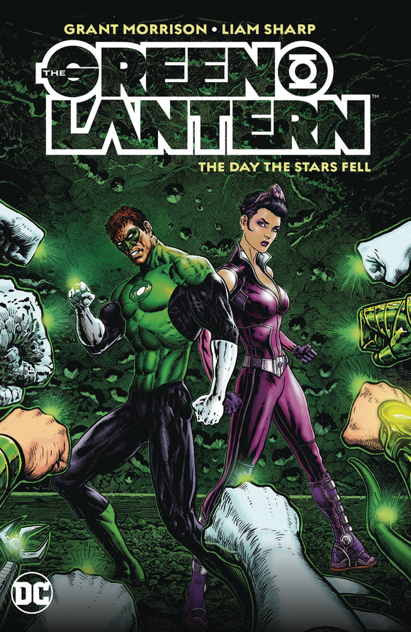 Green Lantern TP Vol 02 The Day The Stars Fell - Books