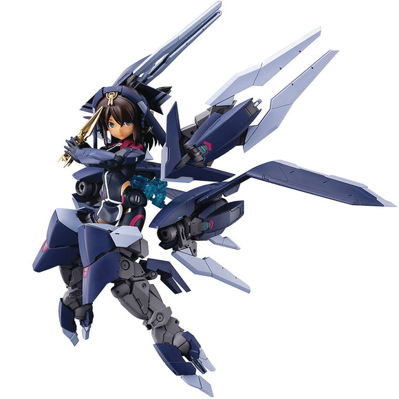 Alice Gear Aegis Sitara Kaneshiya Tenki Ver Plastic Mdl Kit - Toys and Models