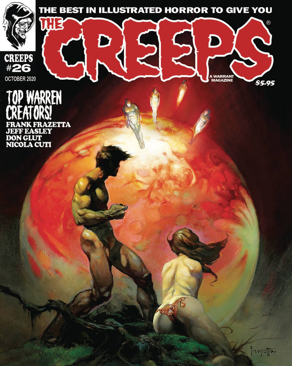 Creeps #26 - Magazines