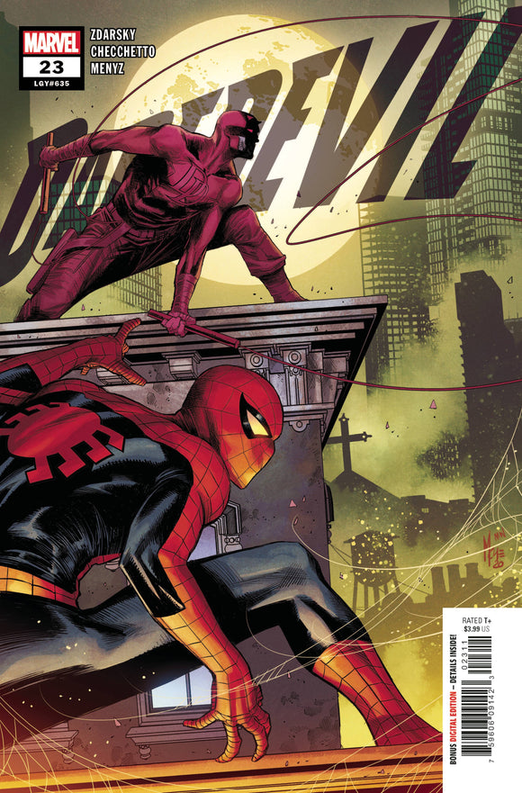 Daredevil #23 - Comics