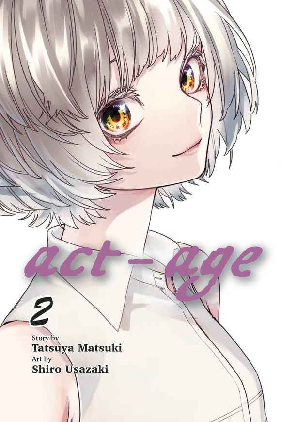 Act-Age GN Vol 02 - Books