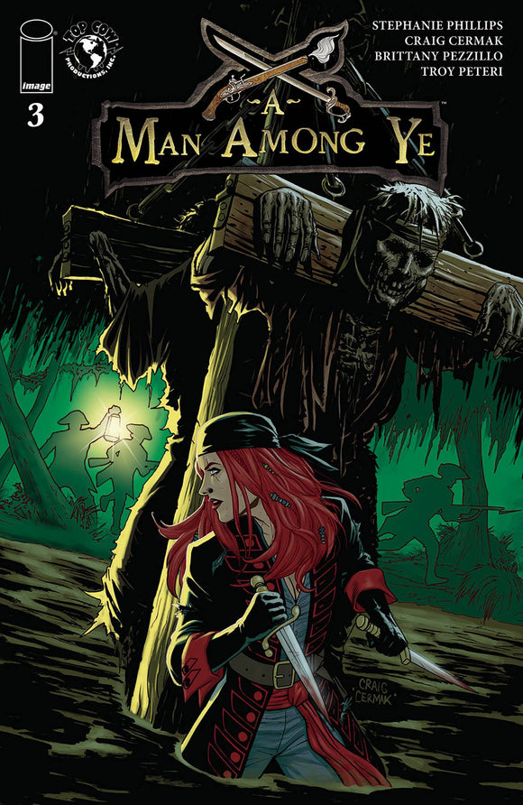 A Man Among Ye #3 - Comics