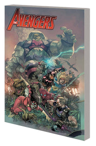 Avengers By Hickman Complete Collection TP Vol 02 - Books