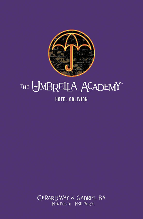 Umbrella Academy Library Edition HC Vol 03 Hotel Oblivion - Books