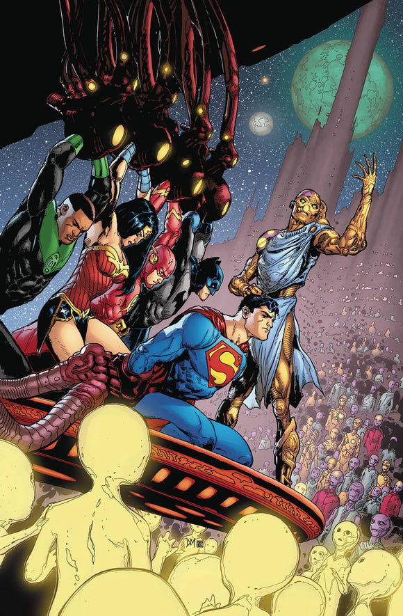 Justice League #50 - Comics