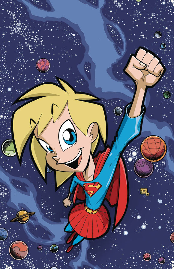 Supergirl Cosmic Adventures In The 8th Grade New Ed - Books