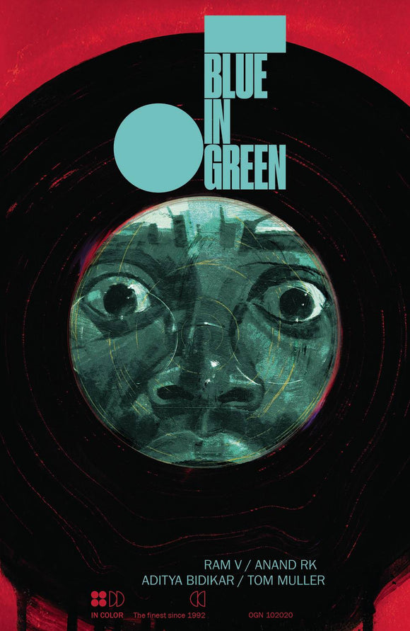 Blue In Green GN - Books