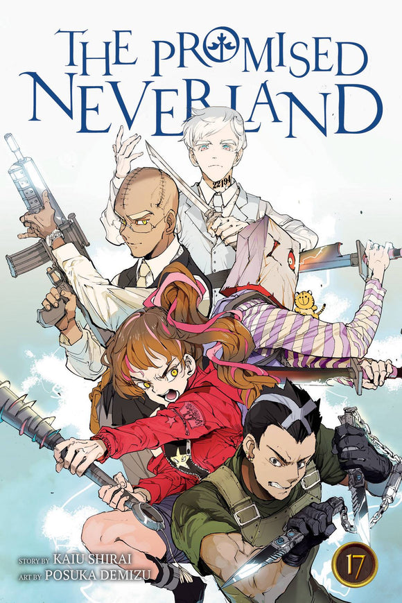 Promised Neverland GN Vol 17 - Books