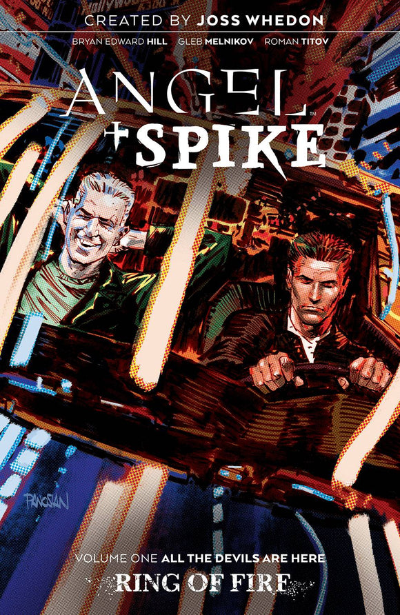 Angel & Spike TP Vol 01 - Books