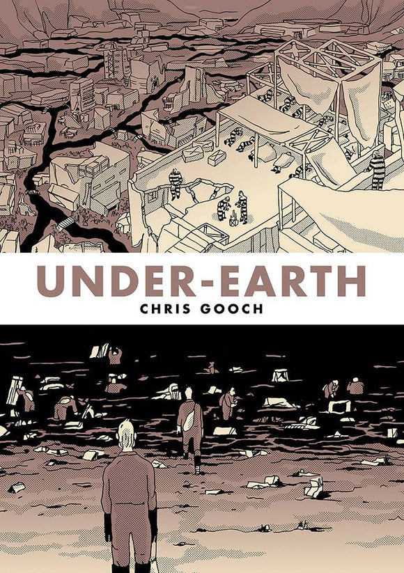 Under Earth TP - Books