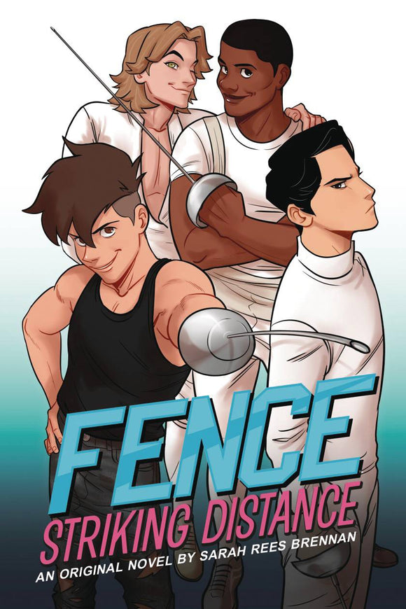 Fence SC Novel Striking Distance - Books