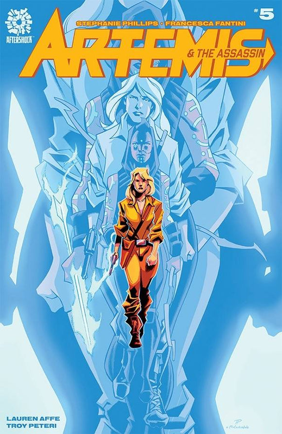 Artemis & Assassin #5 - Comics