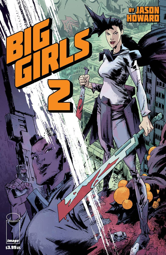 Big Girls #2 - Comics