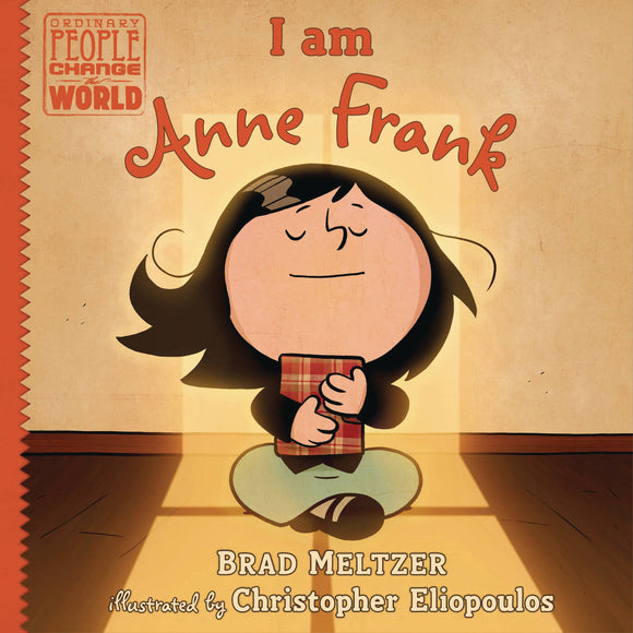I Am Anne Frank Yr HC - Books