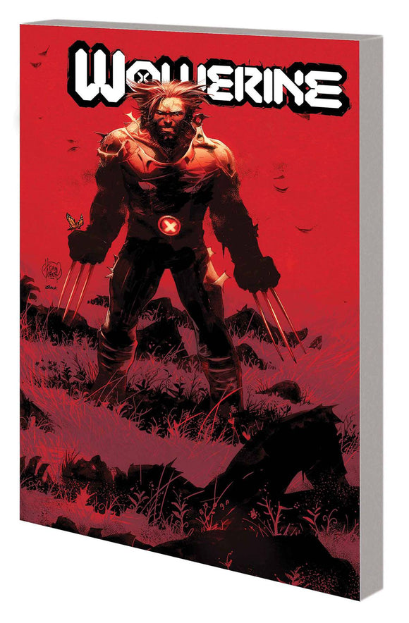 Wolverine By Benjamin Percy TP Vol 01 - Books