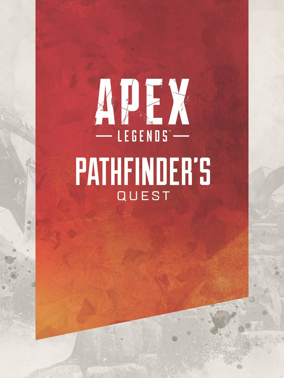Apex Legends Pathfinders Quest HC - Books