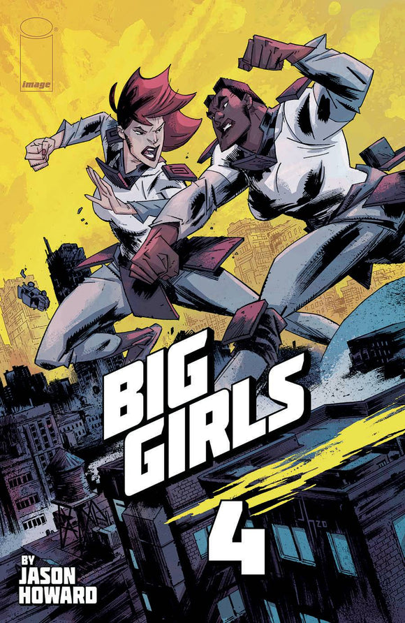 Big Girls #4 - Comics