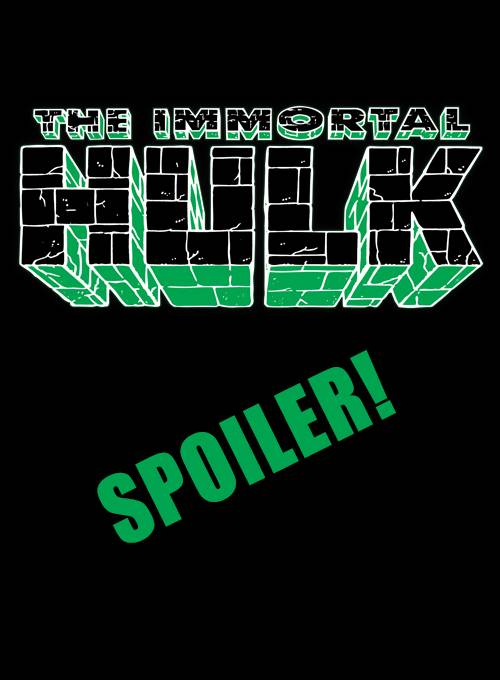 Immortal Hulk #40 Young Spoiler Var - Comics