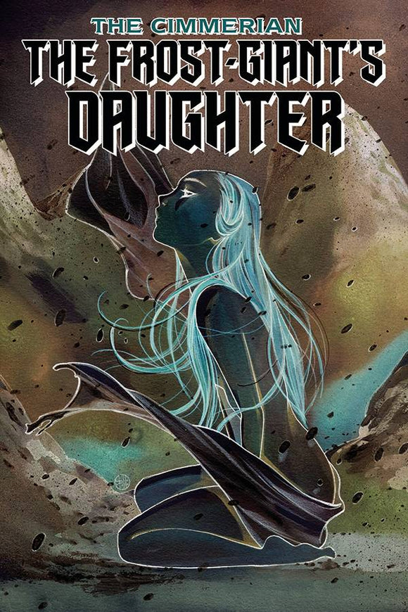 Cimmerian Frost Giants Daughter #1 30 Copy Negative Mo - Comics