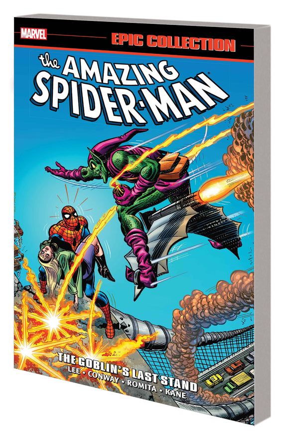 Amazing Spider-Man Epic Collection TP Goblins Last Sta - Books