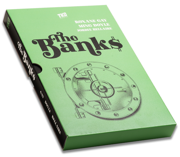 The Banks - Issues Slipcase - Comics By Roxane Gay and Ming Doyle