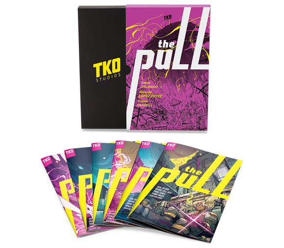 The Pull - Issues Slipcase - Books