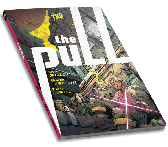 The Pull TP - Books