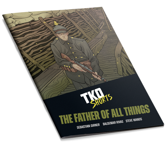 Tko Shorts 2 The Father of All Things One Shot - Issue - Comics
