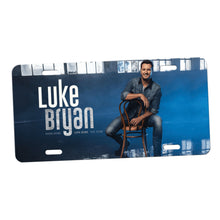 Load image into Gallery viewer, Luke Bryan License Plate Bundle